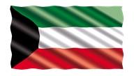 Fahne-Kuwait-k