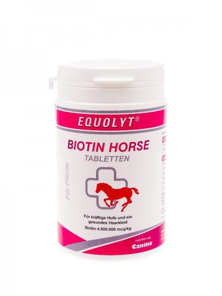EQUOLYT® BIOTIN HORSE TABLETTEN 200g (ca. 60 Tabletten)