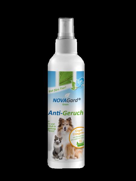 NOVAGard Green® Anti-Geruch (für Hunde und Katzen) 200ml