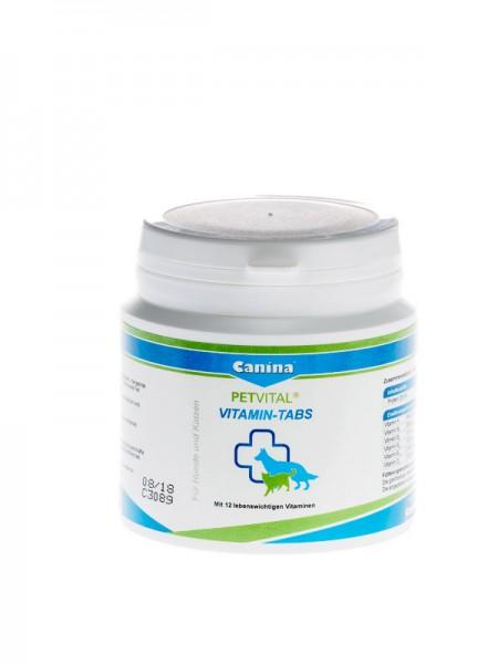 PETVITAL® VITAMIN-TABS 100g (ca. 50 Tabletten)