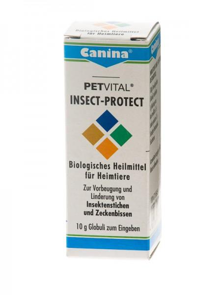 PETVITAL® INSECT-PROTECT 10g (ca. 1200 Globulis)