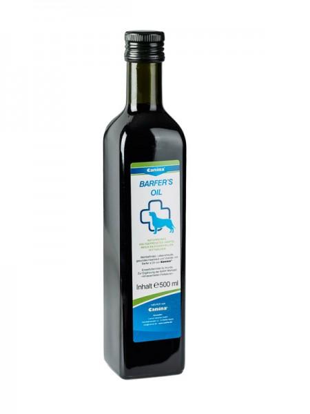 BARFER´S OIL 500ml Flasche