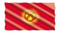 Fahne-Kirgisistan-k