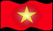 Fahne-Vietnam-k