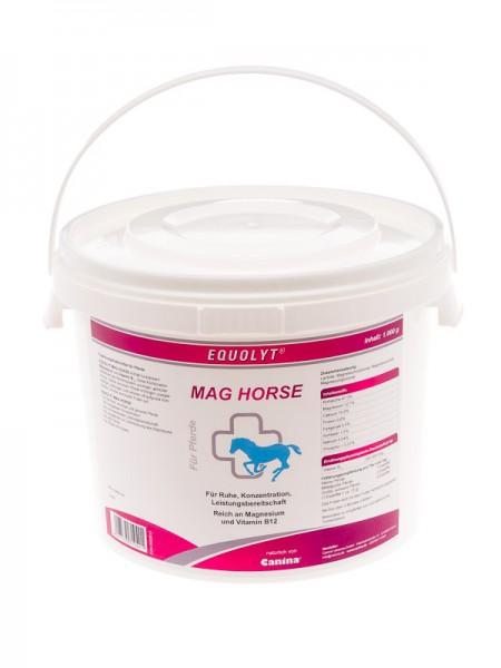 EQUOLYT® MAG HORSE 1.000g