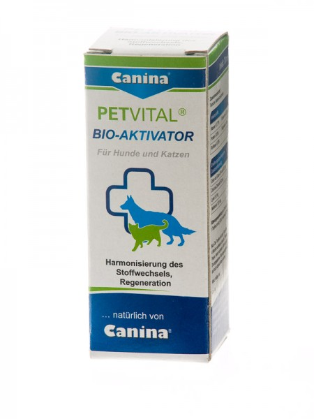 PETVITAL® BIO-AKTIVATOR 20ml