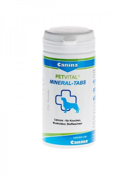 PETVITAL® MINERAL-TABS 100g (ca. 50 Tabletten)