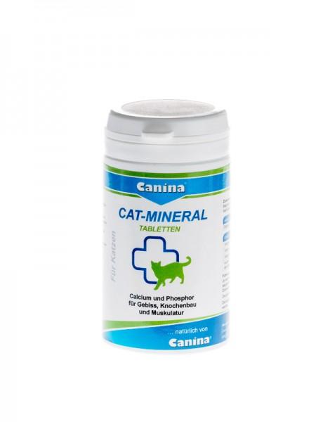 CAT-MINERAL TABS 75g (ca. 150 Stück)