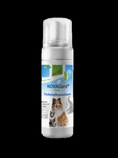 NovaGard Green® Trockenschaumpflege (für Hunde & Katze)