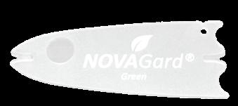 NovaGard Green® Zeckenkarte mit Lupe