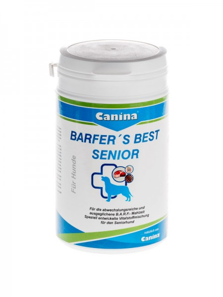 BARFER´S BEST SENIOR 180g