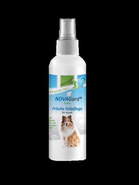 NOVAGard Green® Frische Fellpflege (für Hunde) 200ml