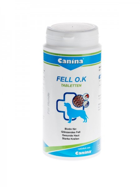 FELL O.K. TABLETTEN 250g (ca. 125 Tabletten)